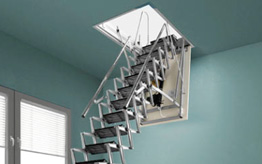 Electric Loft Ladder
