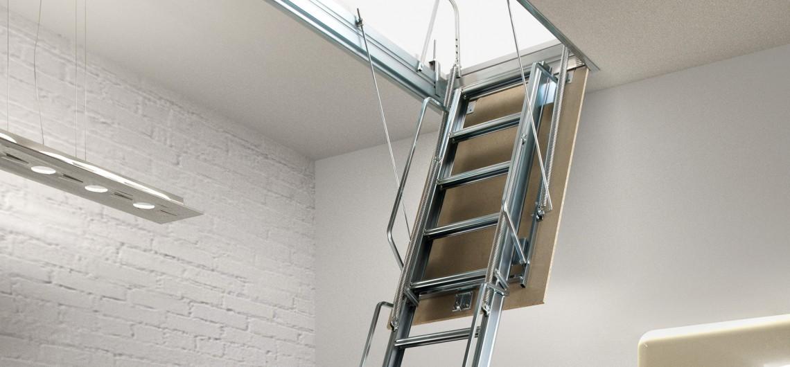 L3 Loft Ladder