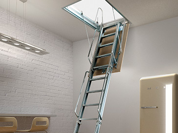 Loft Ladders Af Staircases View Our Comprehensive Range