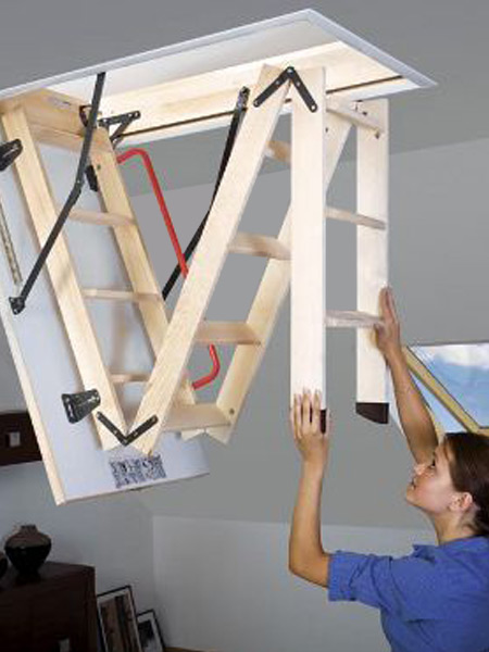 Loftmate Timber Loft Ladder Af Staircases