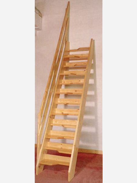 Loftmaster Staircase Af Staircases. Single Stringer Ready Made ...