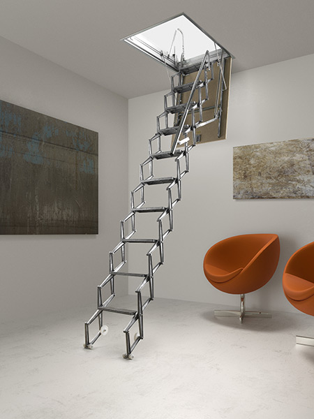 Saf Loft Ladder Af Staircases
