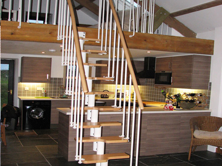 Space Saver Staircase Projects