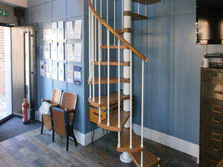 Spiral Staircase Projects