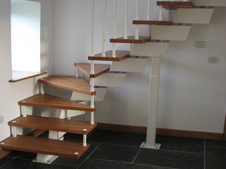Winder Staircase Projects