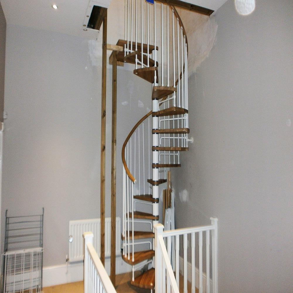 Space saving staircase designs staricase space saving