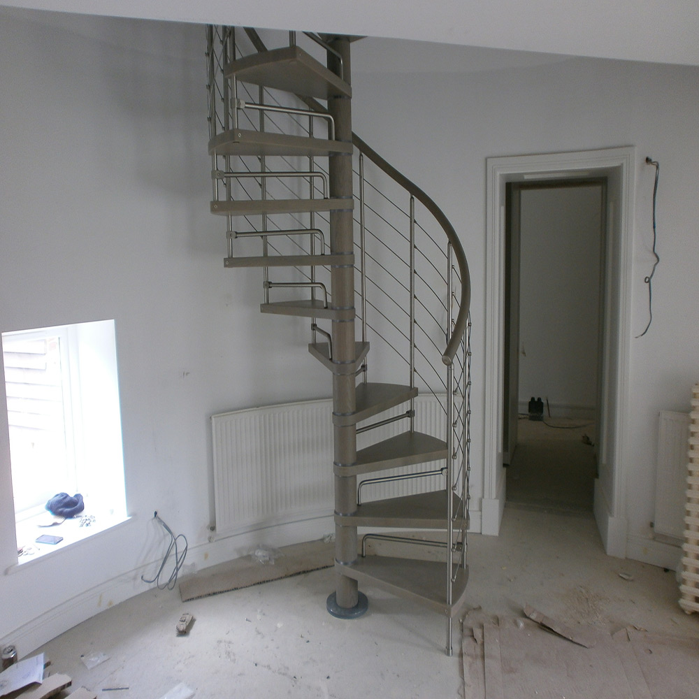 Spiral Staircase Projects - AF Staircases