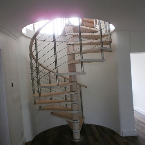 Bespoke Spiral Staircase