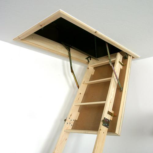Loftmate Timber Loft Ladder.