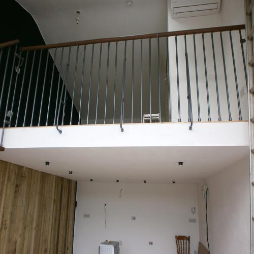 Bespoke Kite Winder Stairs